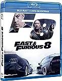 A todo gas 8 (BD + DVD Extras) [Blu-ray]