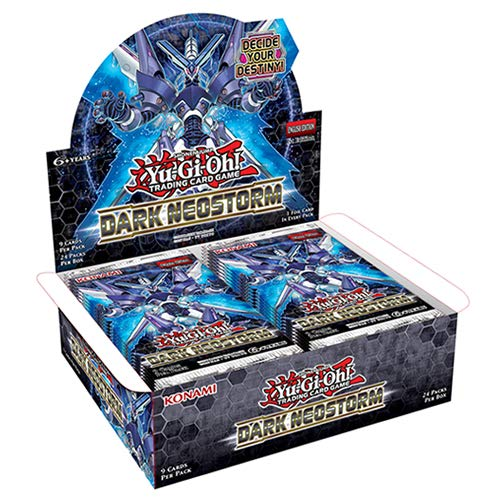 Yu-Gi-Oh TOTK Speed Duel-Trials of The Kingdom Booster Display Box of 36 Packets