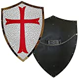Top Swords Knights Templar Armor Shield.