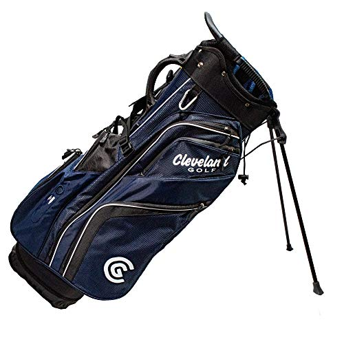 Cleveland CG Cart 2019 Saturday - Sac de Golf Trépied NVY/BLK