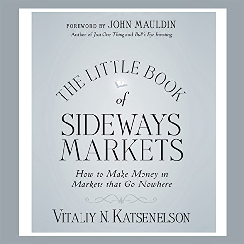 Little Book of Sideways Markets audiobook cover art