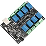 Programable Control Tablero, Control Tablero Acceso Control 7-24v corriente continua Poder Suministro Programable Lógica Controlador El plastico por Wifi Remoto Control
