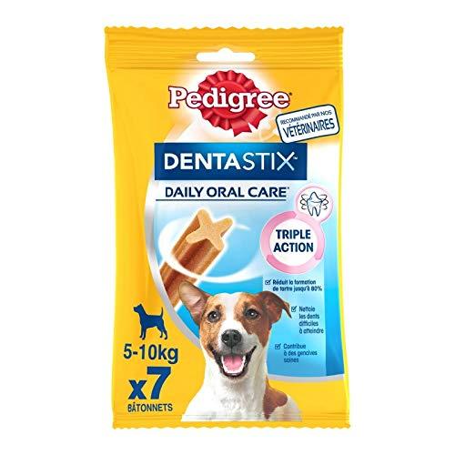 animaux - Dentastix pour Chiots Et Petits Chiens 110G