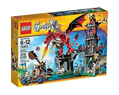 LEGO Castle - La Montaña del Dragón - 70403