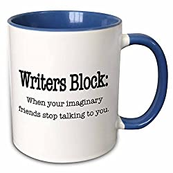 Coffee for your writer!