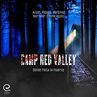 Camp Red Valley: Donde Flota la Muerte [Where Death Floats] cover art
