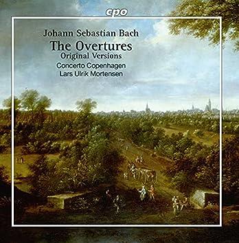 J.S. Bach: Orchestral Suites Nos. 1-4, BWV 1066-1069