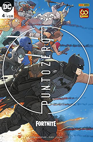 Batman Fortnite Punto zero 4