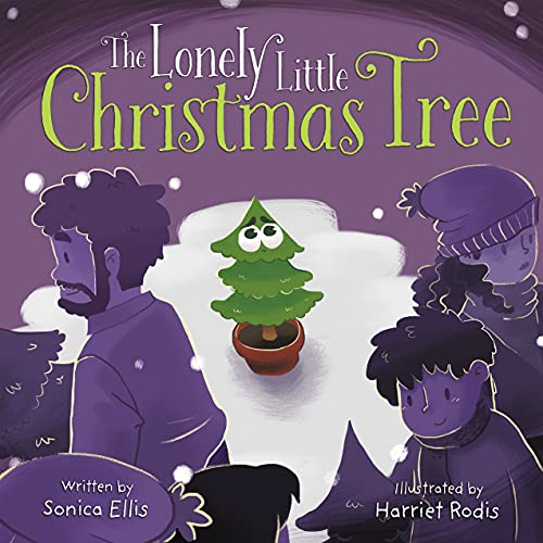 The Lonely Little Christmas Tree: An easy to read Christmas story for kids. (Holiday Picture Book) (English Edition)
