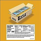 Clif Bar Energy Bars - Bulk Snacks - Peanut Butter & Honey w/ Sea Salt (6 Packs, 36 Total Protein Bars)