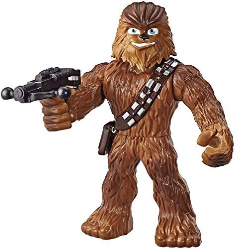 Playskool Heroes - Star Wars Galactic Heroes - Actionfigur - Chewbacca + Armbrust - Neu