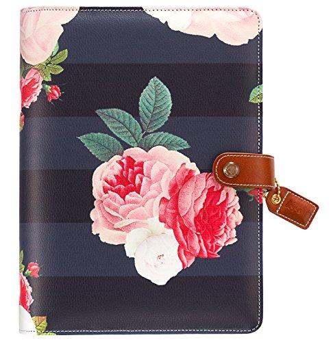 Webster's Pages Black Floral A5 Kit (A5PK001-BF)