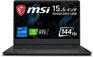 【第11世代CPU・RTX3080搭載】MSIゲーミングノートPC GP66 i7 RTX3080/15.6FHD/144Hz/16GB/512GB/GP66-11UH-821JP【Windows 11 無料アップグレード対応】