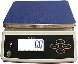 GPWDSN Balance électronique Professionnelle Display Affichage LCD appelé comptage Haute précision 30 kg / 1 g Quantité de ...