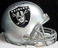 Darren Mcfadden Autographed Oakland Raiders Mini Helmet Psa/dna Stock #28851