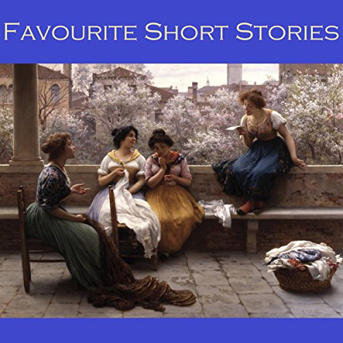 Favourite Short Stories audiobook cover art