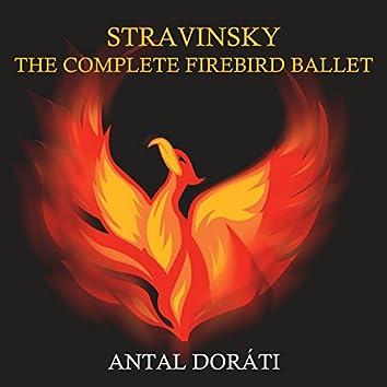 Stravinsky: The Complete Firebird Ballet