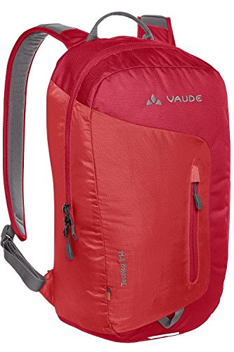 VAUDE Tecolog II 14 - Mochila de Marcha Color Indian Red, Talla 14L