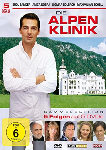 5 DVDs