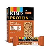 KIND Gluten Free Protein Bars, Peanut Butter, 1.76 oz, 30 Count