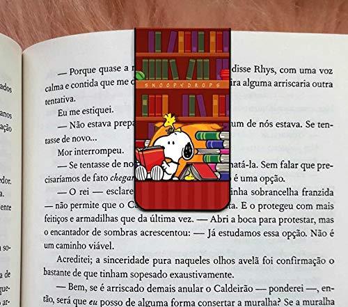 Marca Pagina Magnetico Snoopy