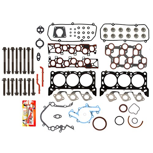 Compatible With 98-04 Ford Mustang E150 E250 F150 3.8/4.2 VIN 2 Full Gasket Set...
