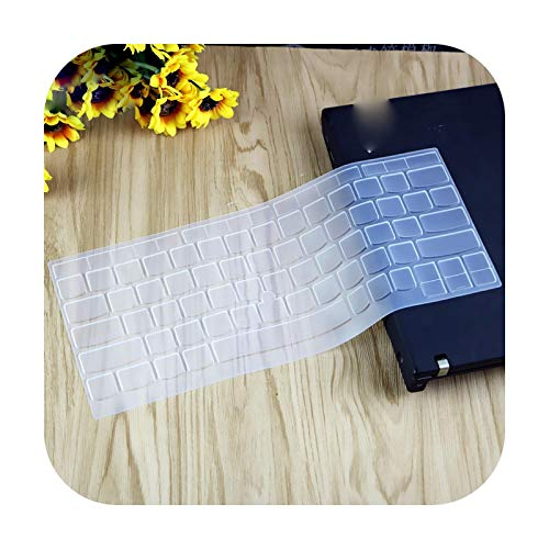 Keyboards Funda para teclado Lenovo Yoga 260 Yoga 370 Thinkpad X380 Yoga, Thinkpad X230S X240 X240S X250 X260 X270 X280, suave al tacto, transparente