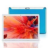Tablet 10 Pulgadas, Fire HD 10.1 Tablets PC( Android 8.1, 3G, WiFi, Octa Core, 4 GB de RAM, 64 GB de ROM, GPS, Dual SIM Card, 1080P ), (Oro)