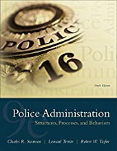 اداره پلیس: ساختارها ، مراحل و رفتار (چاپ نهم)