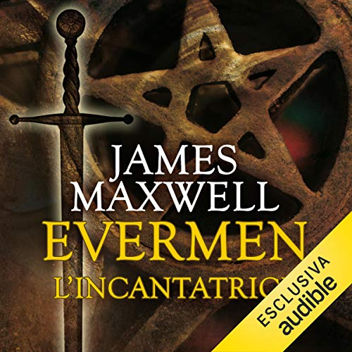 Couverture de Evermen. L'Incantatrice