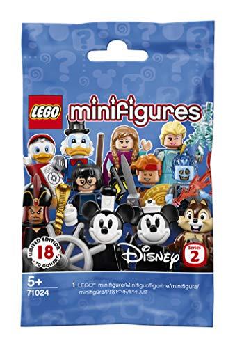 LEGO71024 - Minifiguren Disney Serie2, Bauset (1Minifigur) (Modell sortiert\n)