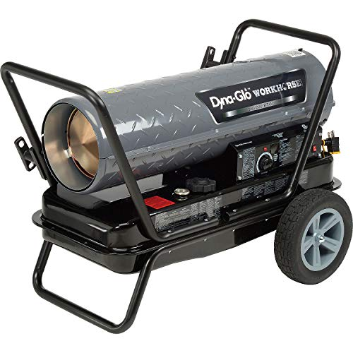 Best Buy! Dyna-Glo Workhorse KFA135WH, 135K BTU Kerosene Forced Air Heater