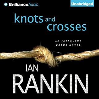 Knots and Crosses audiobook cover art