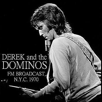 Derek and the Dominos FM Broadcast N.Y.C. 1970