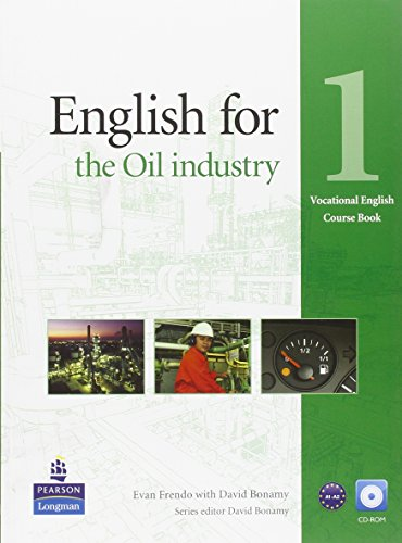 Eng for Oil L1 CBK/CD-Rom Pk (Vocational English)