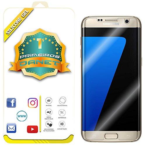 Película Curvada Galaxy S7 Edge Sm-g935 Cobre Toda Tela Gel
