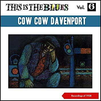 This Is the Blues, Vol. 6 (Recordings of 1938)