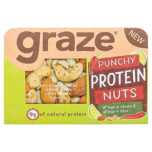 Graze Punchy Protein Nuts 35g