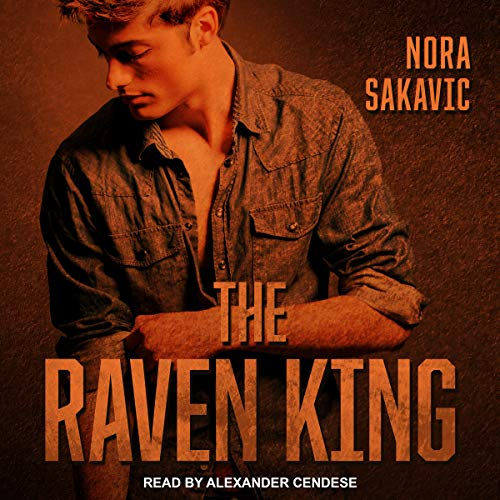 Couverture de The Raven King