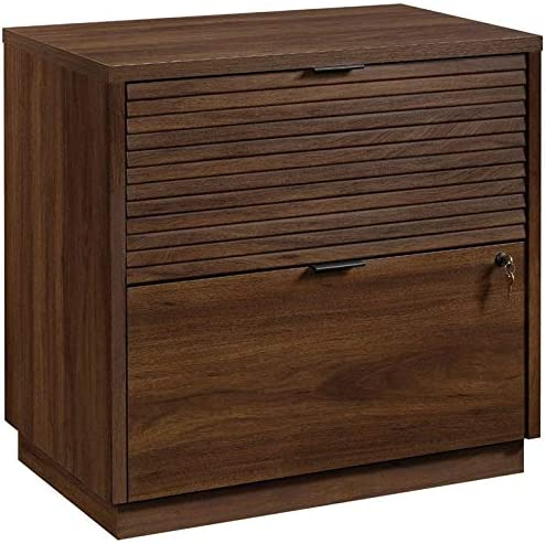 Sauder Englewood 2 Drawer Wooden It List price is very popular Mahogany File Spiced in Lateral
