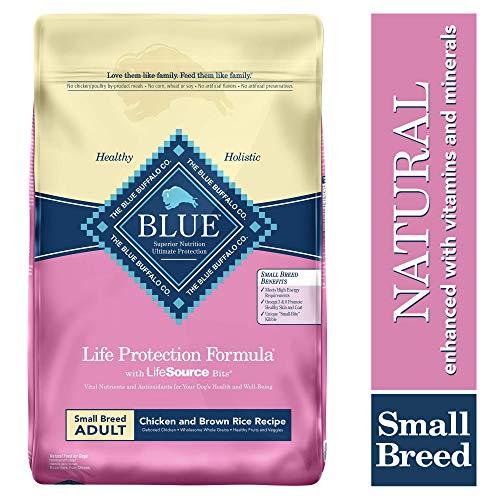 Blue Buffalo Small Breed Chicken & Rice Dog Food