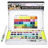 Magicfly Aquarellfarben Wasserfarben Set
