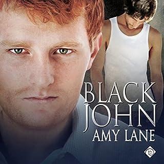 Black John audiobook cover art