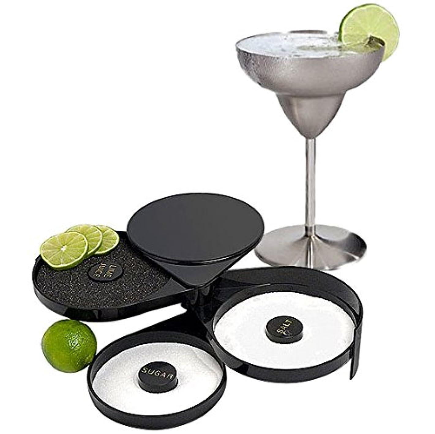Kabalo Margarita Glass Salt Sugar Lime Cocktail Rimmer