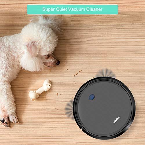 best robot vacuum for high pile carpet and concrete floors