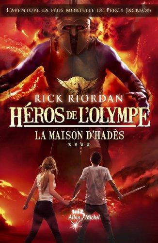 Héros de l'Olympe - tome 4 : La Maison d'Hadès (Wiz) (French Edition)