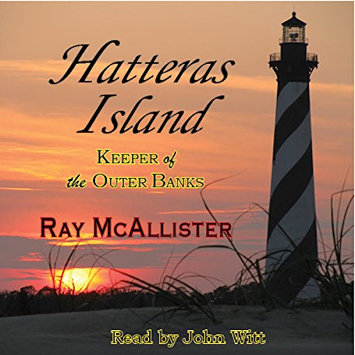 Hatteras Island audiobook cover art