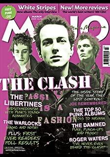 Mojo Magazine #112 The Clash Cover March 2003