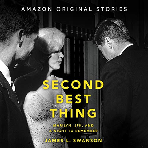 Second Best Thing audiobook cover art