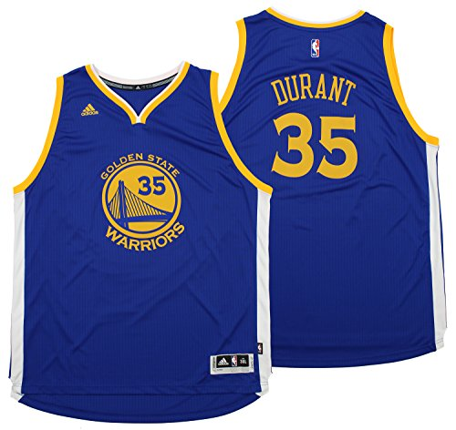 adidas Kevin Durant Golden State Warriors Swingman Jersey (XXX-Large)